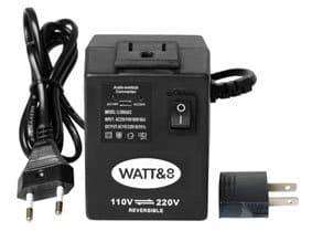 Spannungswandler 110V-220V, umkehrbar,40-80W